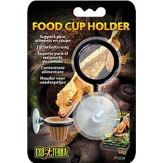 Exo Terra Food Cup Holder