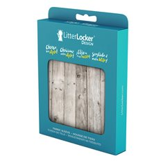 Litterlocker LitterLocker Design sleeve Wood