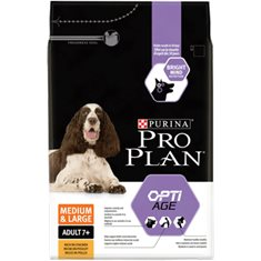 Purina Pro Plan Medium & Large Adult 7+ Optiage