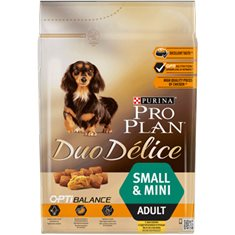 Purina Pro Plan Small & Mini Duo Delice Chicken
