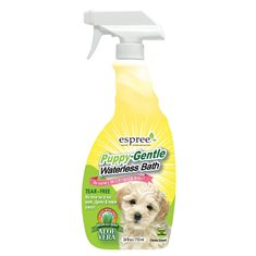 Espree Puppy Waterless Schampo