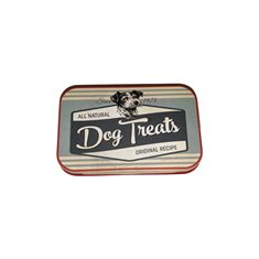"Nostalgic Art Godisbox ""Dog Treats Blue"""