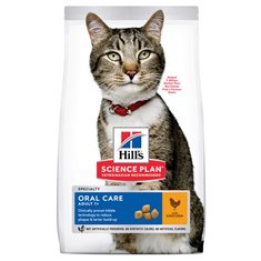 Hill's Sience Plan Feline Adult Oral Care