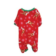 Holly & Robin Reindeer Onesie