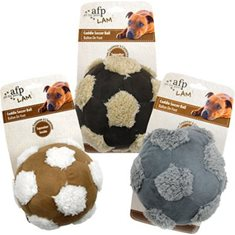 All For Paws Cuddle Soccer Ball