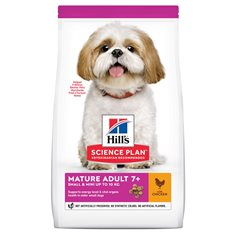 Hill's Sience Plan Canine Mature Small & Mini