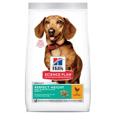 Hill's Sience Plan Canine Adult Perfect Weight Small & Mini