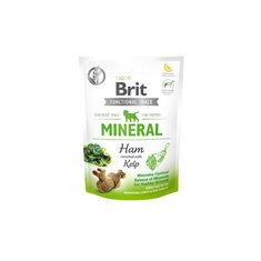 Brit Functional Snack Mineral Ham for Puppies