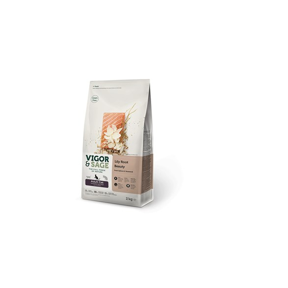 Vigor & Sage Lily Root Beauty Adult Cat