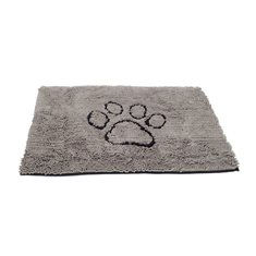 Dog Gone Smart Dirty Dog Doormat Grå