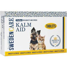 Swedencare Kalm Aid Tablets